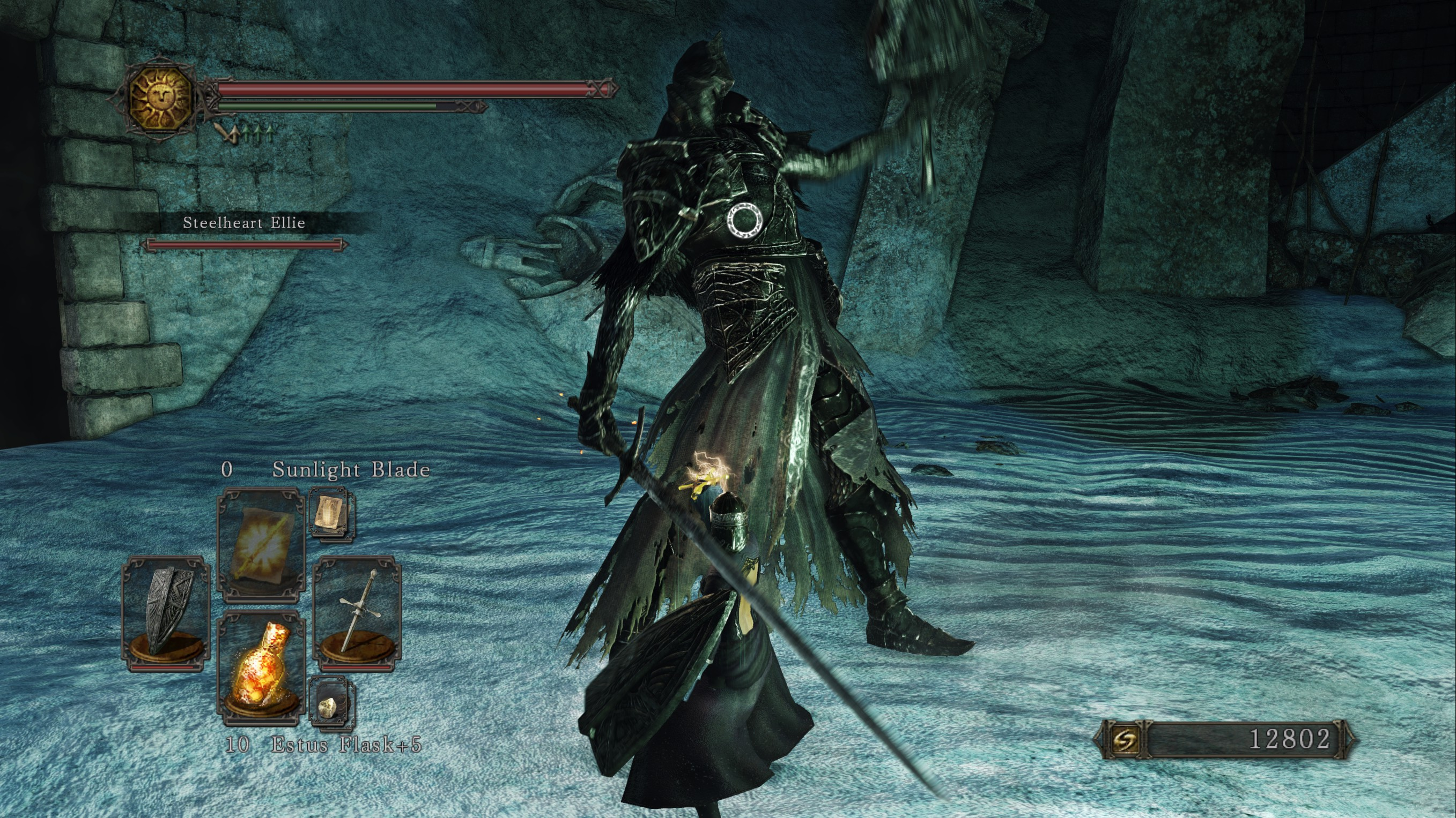 dark souls 2 blue sentinels how to get summoned