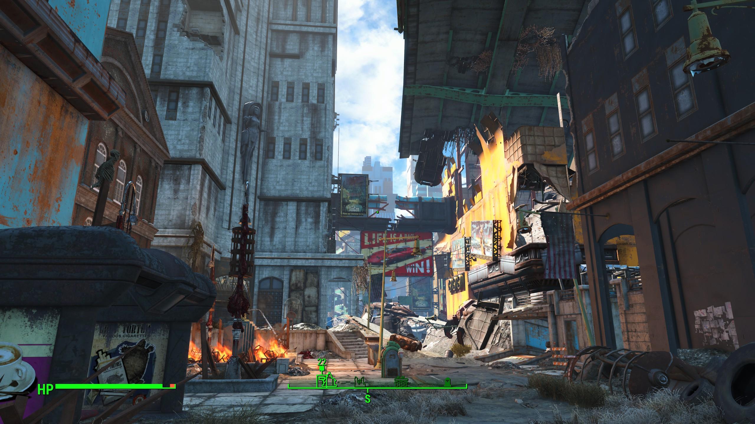 Fallout 4 Horizon | calltoreason org